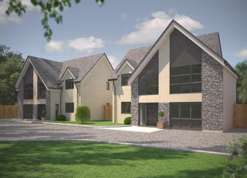 Thumbnail 4 bed detached house for sale in High Street, Winterbourne, Bristol