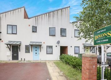 Thumbnail 3 bed terraced house for sale in Humphries Road, Bushbury, Wolverhampton, West Midlands