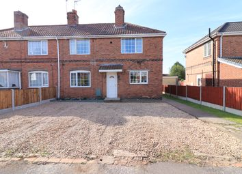 Thumbnail 3 bed semi-detached house for sale in Suffolk Road, Bircotes, Doncaster