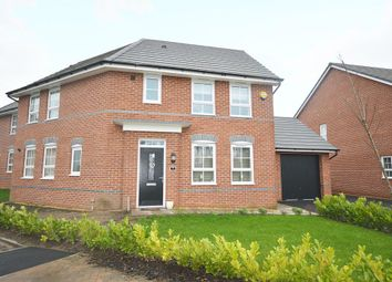 Thumbnail 3 bed detached house for sale in Gatekeeper Close, Sandbach