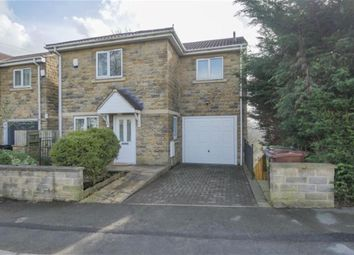 Thumbnail 4 bed detached house for sale in Hough Top, Bramley