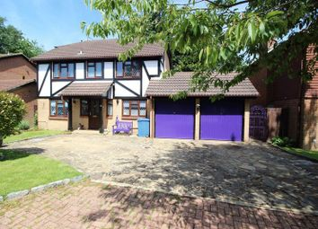 Thumbnail 4 bed detached house for sale in Orchard End, Caterham