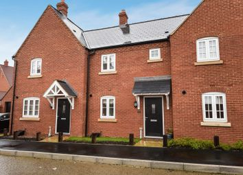Thumbnail 3 bed terraced house for sale in Gallipoli Drive, Brackley