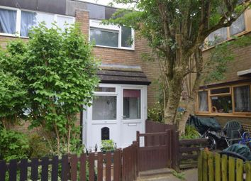 Thumbnail 3 bed terraced house for sale in Ruthven Close, Bletchley, Milton Keynes
