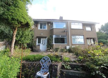 Thumbnail 3 bed semi-detached house for sale in Ebbw View, Beaufort, Ebbw Vale