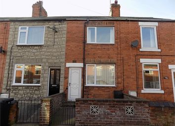 Thumbnail 2 bedroom terraced house to rent in Welbeck Street, Creswell, Worksop, Nottinghamshire