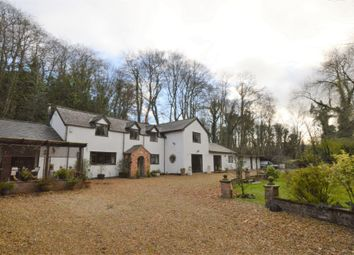 Thumbnail 5 bed detached house for sale in Singrett Hill, Llay, Wrexham
