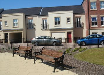 Thumbnail 2 bedroom flat to rent in Greenside Drift, Westoe Crown Village, South Shields