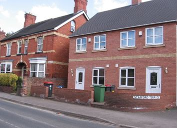 Thumbnail 3 bed semi-detached house to rent in Stafford Terrace, Stafford Street, Oakengates Telford