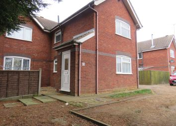 Thumbnail 1 bed terraced house to rent in Farrow Avenue, Holbeach, Spalding