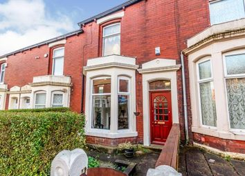 Thumbnail 2 bed terraced house for sale in Leamington Road, Blackburn, Lancashire