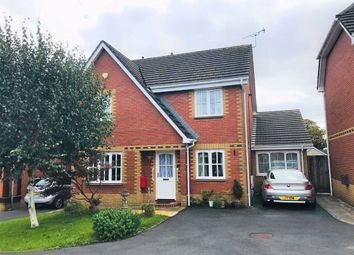 Thumbnail 4 bedroom detached house for sale in Masefield Way, Swansea