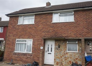 Thumbnail 3 bed semi-detached house for sale in Fulmar Road, Rochester