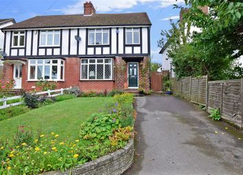 Thumbnail 4 bed semi-detached house for sale in Sandling Lane, Penenden Heath, Maidstone, Kent