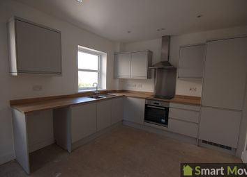 Thumbnail 2 bed flat to rent in St Judes Court, Station Road, Whittlesey, Peterborough, Cambridgeshire.