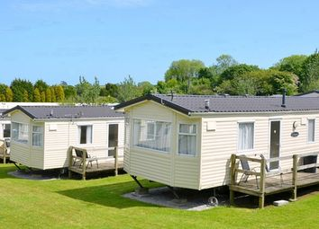 Thumbnail 2 bed mobile/park home for sale in Little Polgooth, St. Austell