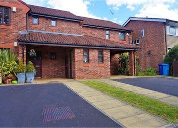 Thumbnail 2 bedroom maisonette for sale in Moorton Avenue, Manchester