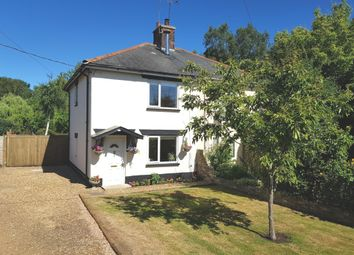 Thumbnail 3 bed semi-detached house for sale in Farthing Road, Downham Market