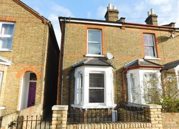Thumbnail 2 bed end terrace house for sale in Alfred Road, Kingston Upon Thames