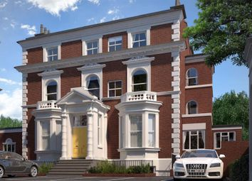 Thumbnail 2 bed flat for sale in Devonshire Road, Princes Park, Liverpool