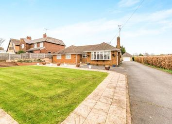 Thumbnail 5 bed bungalow for sale in Station Road, Clipstone Village, Mansfield, Nottinghamshire