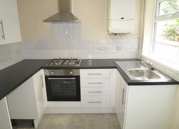 Thumbnail 2 bed terraced house to rent in Querneby Road, Mapperley, Nottingham