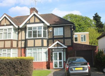 Thumbnail 4 bed semi-detached house for sale in Holders Hill Road, Hendon