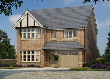 Thumbnail 4 bedroom detached house for sale in Calverley Lane, Leeds, West Yorkshire
