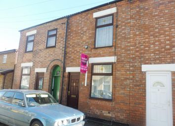 Thumbnail 2 bed property to rent in Ordish Street, Burton On Trent, Staffordshire