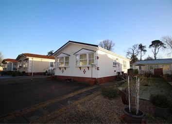 Thumbnail 2 bed property for sale in Woodlands Walk, Dunnikier Caravan Park, Dunnikier Park, Kirkcaldy, Fife