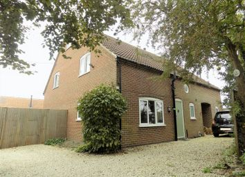 Thumbnail 3 bed detached house to rent in Kneeton Road, East Bridgford, Nottingham