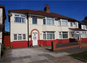 Thumbnail 4 bed semi-detached house for sale in Kingscourt Road, Liverpool