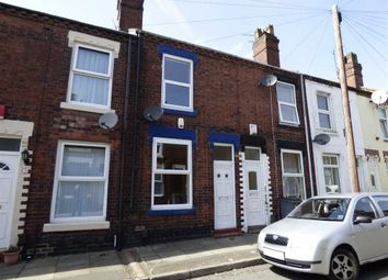 Thumbnail 3 bedroom terraced house to rent in Winifred Street, Hanley, Stoke-On-Trent