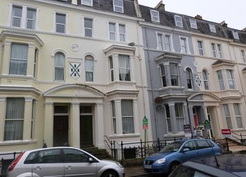 Thumbnail 1 bed flat to rent in Holyrood Place, Plymouth