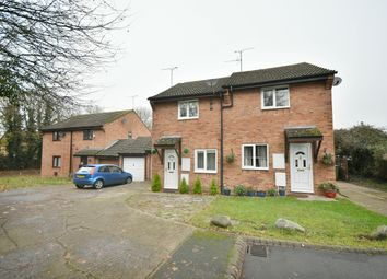Thumbnail 2 bed semi-detached house for sale in Shetland Close, Shaw, Swindon