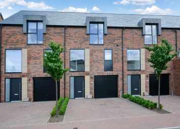 Thumbnail 3 bed town house for sale in Burgage, Southwell