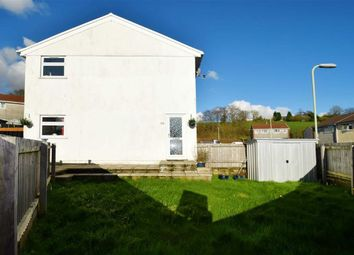 Thumbnail 2 bed end terrace house for sale in Foel View Close, Llantwit Fardre, Pontypridd