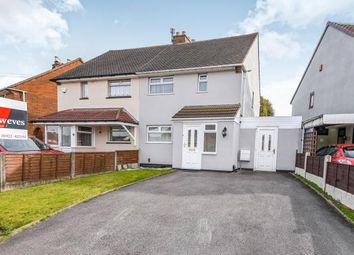 Thumbnail 2 bedroom semi-detached house for sale in Lister Road, Beechdale, Walsall, West Midlands