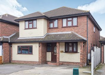 Thumbnail 4 bed link-detached house for sale in The Ridings, Canvey Island