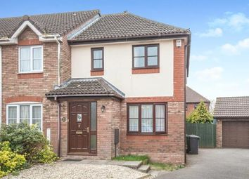 Thumbnail 3 bed end terrace house for sale in St. Boswells Close, Hailsham, East Sussex, United Kingdom
