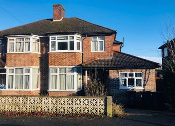 Thumbnail 4 bed semi-detached house to rent in Ingleboro Drive, Purley
