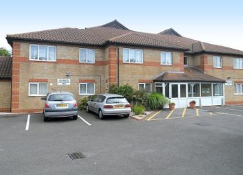 Thumbnail 1 bed flat to rent in Amberley Court, Freshbrook Road