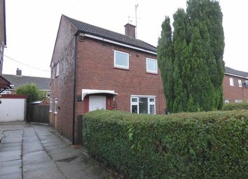 Thumbnail 3 bedroom semi-detached house for sale in Houldsworth Drive, Fegg Hayes, Stoke-On-Trent