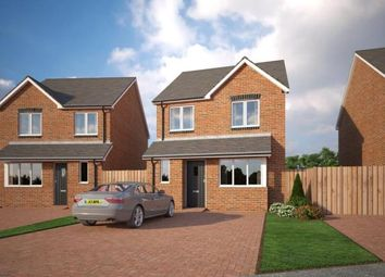 Thumbnail 3 bed detached house for sale in Holmleigh Close, Cheshire Lane, Buckley, Clwyd