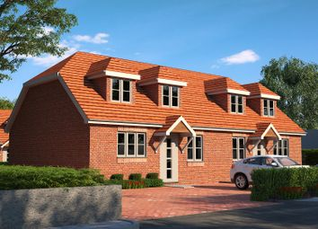 Thumbnail 3 bedroom semi-detached house for sale in Gudge Heath Lane, Fareham