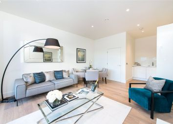 Thumbnail 1 bed flat for sale in Nautilus House, 14 West Row, Ladbroke Grove, London
