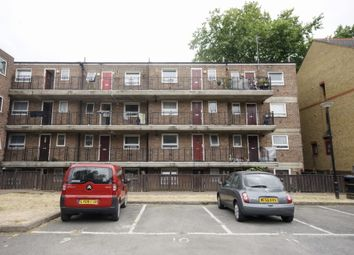 Thumbnail 1 bed flat to rent in Tansley Close, London