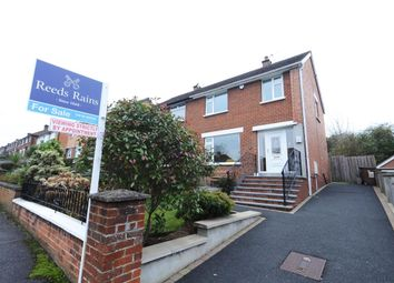 Thumbnail 3 bedroom semi-detached house for sale in Abbey Park, Stormont, Belfast