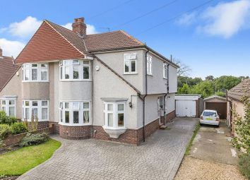 Thumbnail 5 bed semi-detached house for sale in Hurst Road, Sidcup