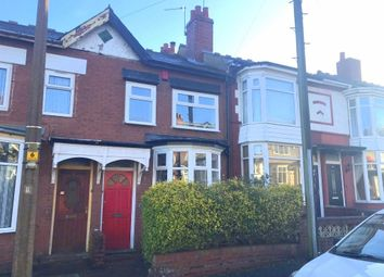Thumbnail 2 bed terraced house to rent in Rathbone Road, Bearwood